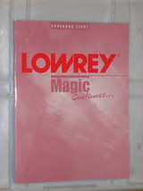 Used Lowrey Magic continues Songbook Eight