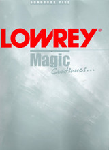 Used Lowrey Magic Continues Songbook Five