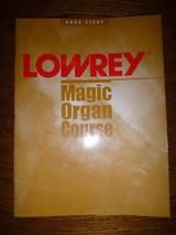 Used Lowrey Magic Organ Course Carnival & Fiesta Book 3