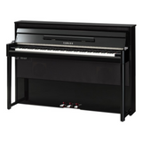 Yamaha NU1X AvantGrand Hybrid Upright Piano