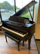 Used Wurlitzer Baby Grand Piano with Bench - SOLD