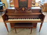 Used Mason Hamlin Upright Piano with Bench - SOLD