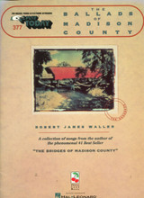 EZ Play Today The Ballads of Madison County for Organs, Pianos, and Electronic Keyboards