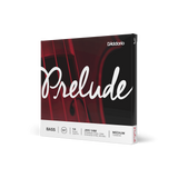D'Addario Prelude Medium Tension 1/4 Bass String Set