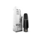D'Addario Select Jazz Tenor Saxophone Mouthpiece D6M