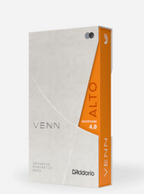 D'Addario Venn Synthetic Alto Saxophone Reed, 4.0