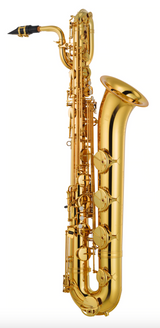 Yamaha YBS-480 Intermediate Bari Sax w/ Low A Key
