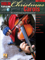 Christmas Carols Violin Play-Along Vol. 5