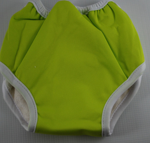 Neon Green Multi Size Waterproof Training Pants