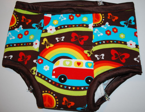 Hippy Dippy Cloth Training Pants Size 2T