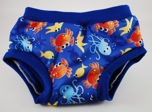 Sea Pals  Waterproof Training Pants Size Small/2T