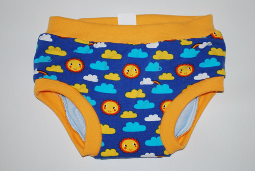 Mr. Sun Cloth Training Pants in Size 3T