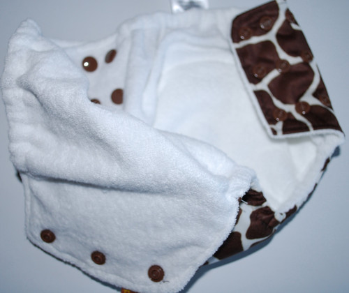 Giraffe Print Multi Size Waterproof Training Pants