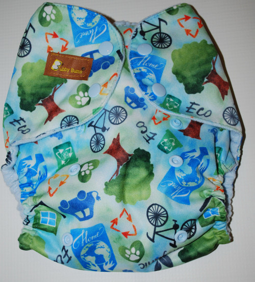 Ecology All In Two Diaper
