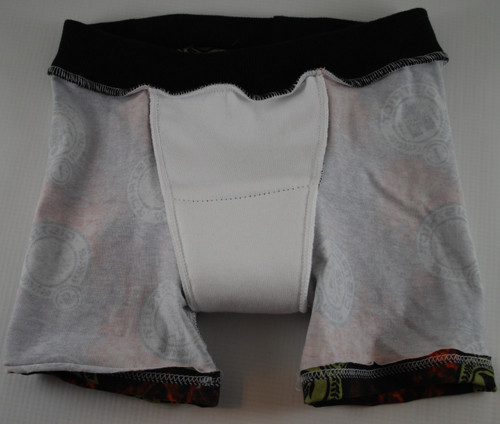 District Badges Boxer Style Training Pants Size 3-4T