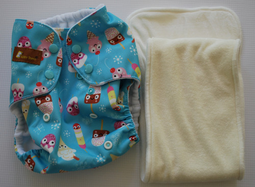 Icy Treats All In Two Diaper