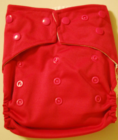 Raspberry Pocket Diaper