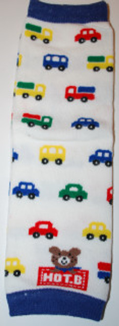 Cars Baby Leg Warmers
