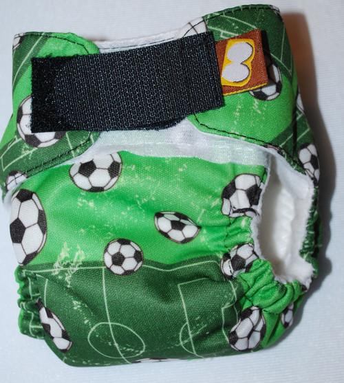 Soccer Preemie Diaper (size 1)