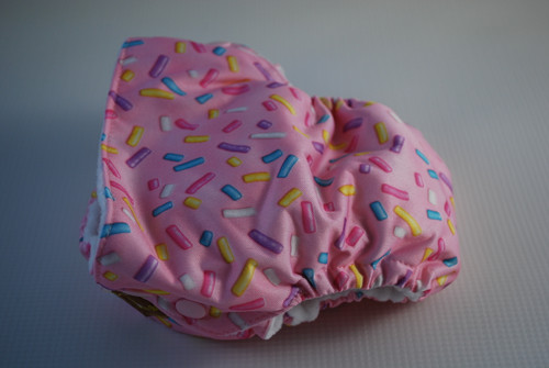 Sprinkles Side Snap Closure AIO MEDIUM Diaper (16-26 lbs.)