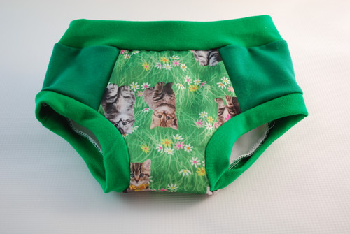 Kittens Partially Waterproof Training Pants Size 3T