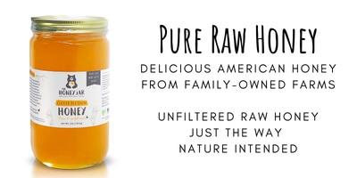 Pure Raw Honey