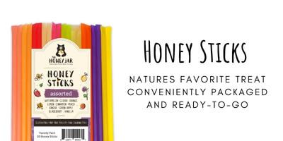 Honey Sticks Manufacturer