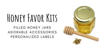 Honey Favor Kits