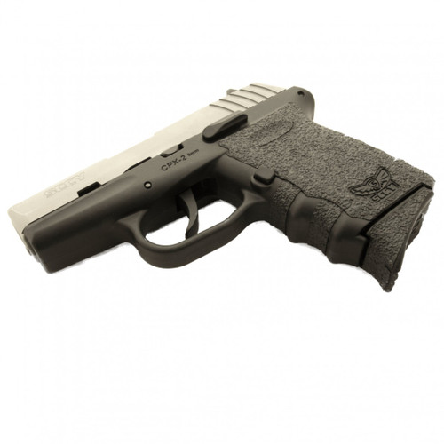 TALON Grips for CPX-1/CPX-2 Extended Magazine (Rubber-Black)