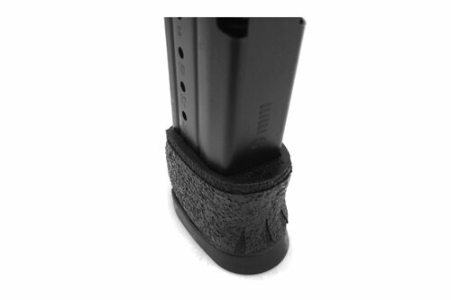Grip for X-Grip for S&W M&P Compact 9mm/.357/.40 Extended Magazine Rubber-Black