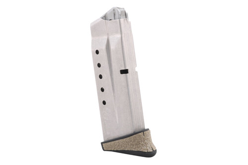 Grip for Shield Pearce Magazine Extender Grip Rubber-Moss