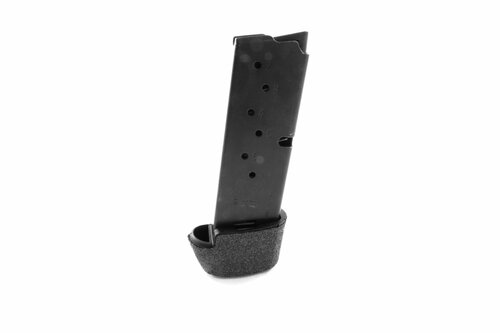 Grip for LC9 & LC9S 9 Round Extended Magazine Granulate-Black