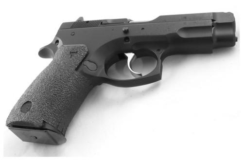 CZ 75 Compact Rubber-Black