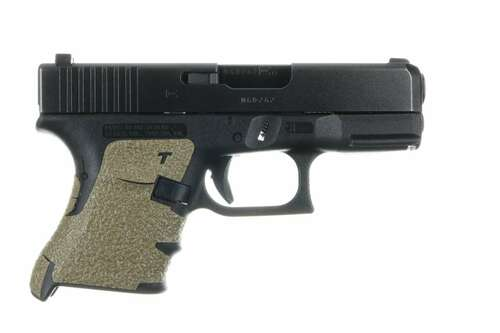 Grips for Glock 29, 30, 29SF, 30SF, 30S, 36 Rubber Moss Barrel Right