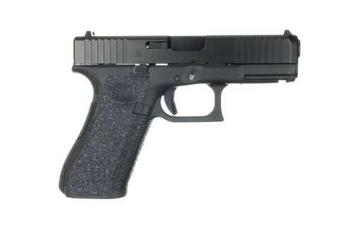 Glock Model 17 Gen5 (Rubber-Black)