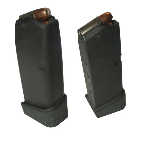 Grip for Glock +2 Extension Rubber-Black