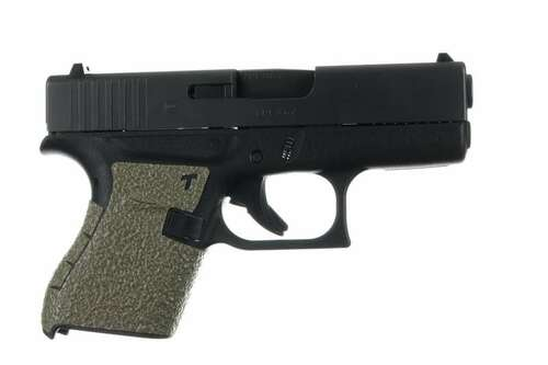 TALON Grips for G43 (Shown in Rubber-Moss Barrel Right)