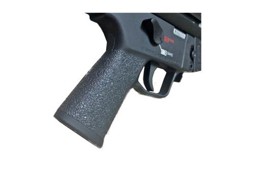 H&K Navy Style Lower Pistol Grip Rubber-Black