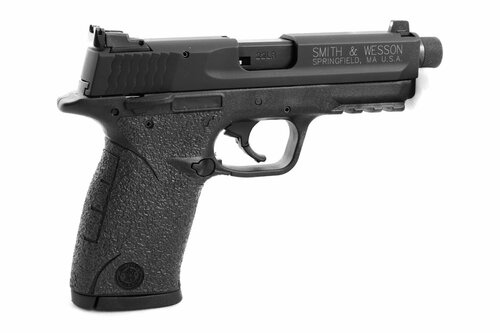 Smith & Wesson M&P Compact .22 Rubber-Black