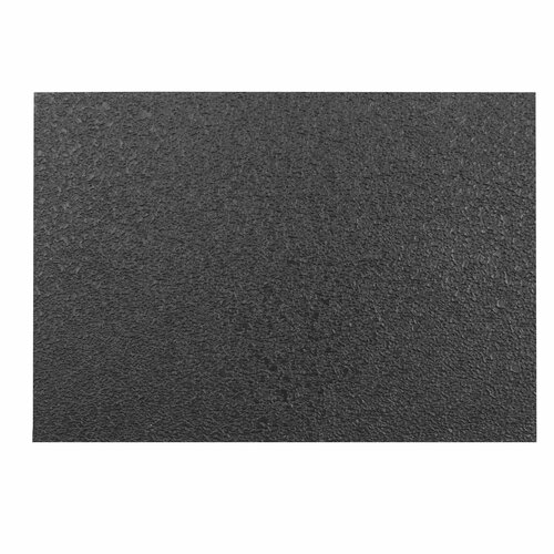 5 x 7 Rubber-Black