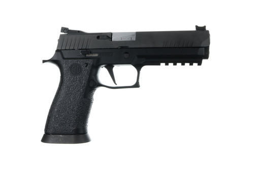 P320 X-Five / X-Carry / X-VTAC/Legion Rubber-Black