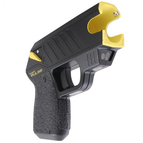 TALON Grips for Taser Pulse (Rubber-Black)