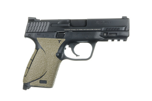M&P M2.0 Compact Rubber-Moss