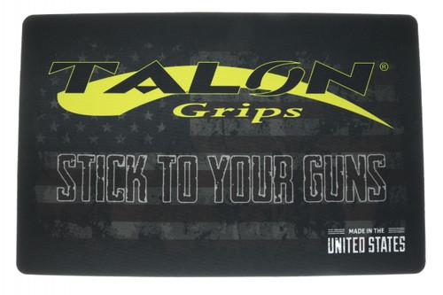 TALON Grips Stick to Your Guns -Gun Cleaning Mat