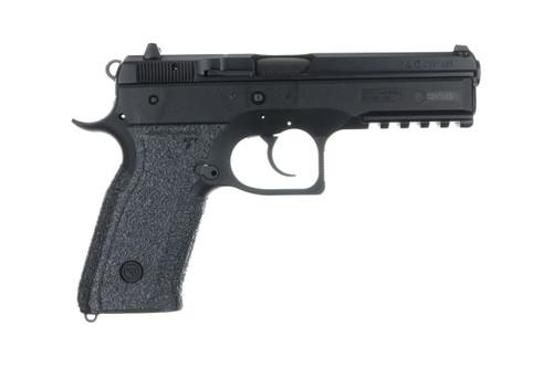 CZ 75 SP-01 Phantom Rubber-Black
