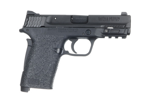 M&P Shield 380/9mm EZ Rubber-Black