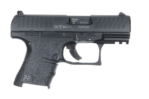 PPQ Sub-Compact Rubber-Black