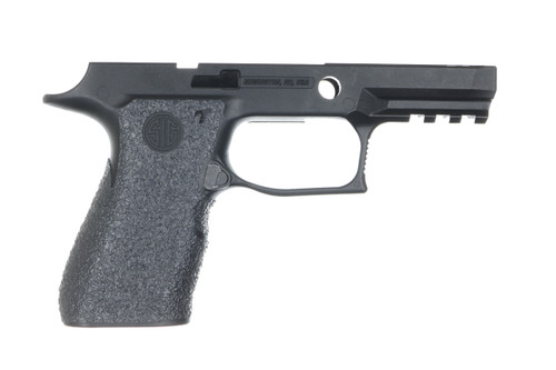 P320 XCompact Rubber-Black