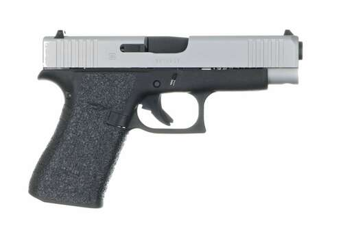 Glock 43x Rubber-Black