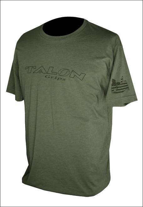 Talon Olive Logo-T